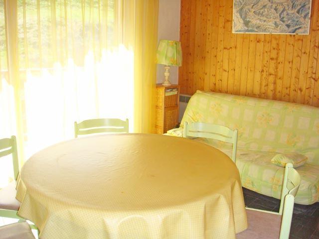 Lägenhet för 4 personer med 2 rum på Residence Les Ambrunes Châtel