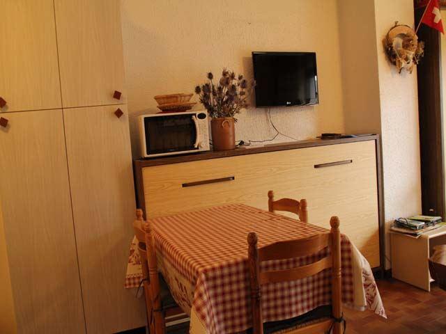 Lägenhet för 3 personer med 1 rum på Les Champs Fleuris Châtel