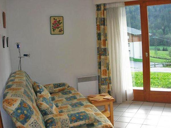 Lägenhet för 4 personer med 2 rum på Residence de Jonquilles-Chamois