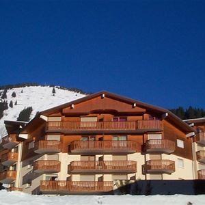 Lägenhet för 4 personer med 2 rum på Residence Jonquilles-Mouflons Châtel