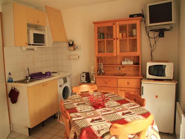 Lägenhet för upp till 4 personer med 2 rum på Residence Jonquilles-Mouflons - Châtel
