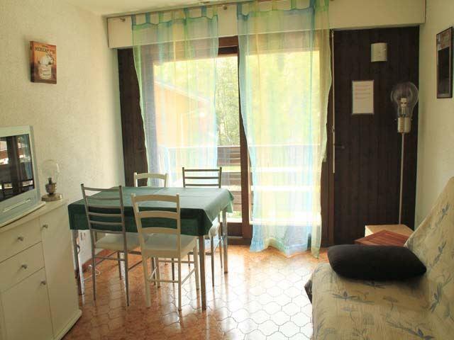 Lägenhet för 4 personer med 1 rum på Residence Les Portes Du Soleil Châtel