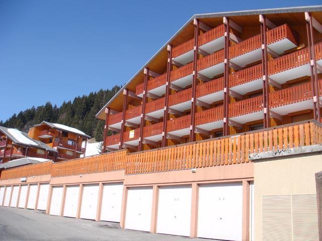 2 lägenheter för upp till 4 personer med 2 rum per stk. på Residence Zenith - Châtel