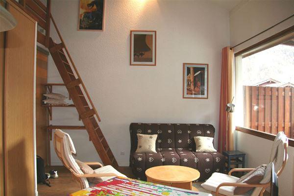 Leilighet for opp til 6 personer med 2 rom på Chantelouve - Val d'Isere