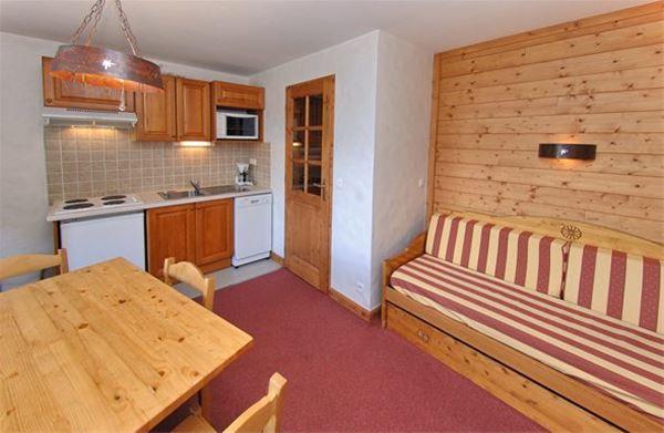 Leilighet for opp til 4 personer med 1 rom på Cimes - Val d'Isere