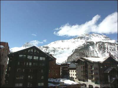 Leilighet for opp til 4 personer med 2 rom på Crocus - Val d'Isère