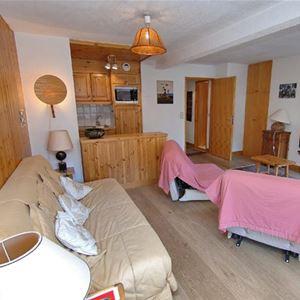 Lägenhet för upp till 4 personer med 2 rum på Crocus - Val d'Isère