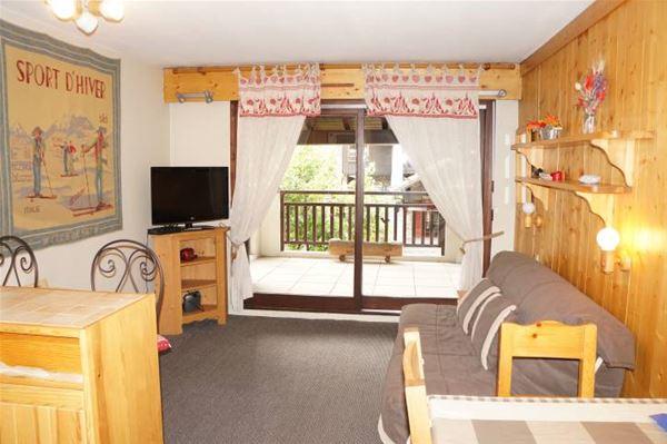 Lägenhet för upp till 3 personer med 1 rum på Dome - Val d'Isére