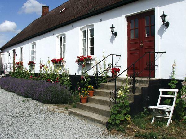 Hammenhög, Gästehaus