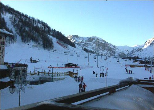 Grand Paradis Val d'Isère