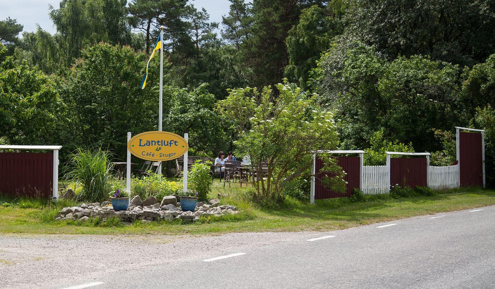 Lantluft in Orranäs