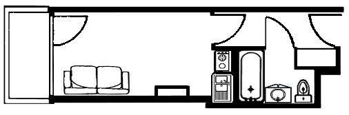Lägenhet för upp till 2 personer med 1 rum på Hameaux De Val d'Isère - Val d'Isère