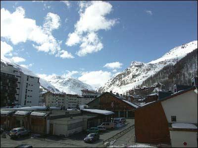 Leilighet for opp til 2 personer med 1 rom på Résidence Iseran 2000 - Val d'Isère