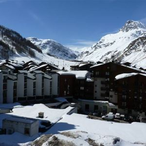 Isere Val d'Isère