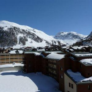 Lägenhet för upp till 4 personer med 1 rum på Portillo - Val d'Isère