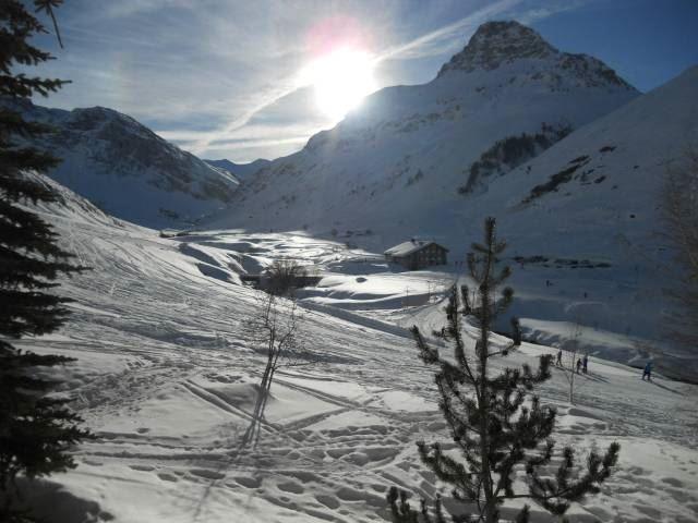 Praz De La Legettaz Val d'Isère