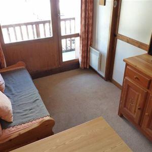 Lägenhet för upp till 5 personer med 2 rum på Rond Point Des Pistes - Val d'Isère