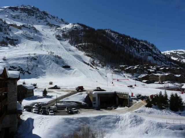 Rond Point Des Pistes Val d'Isère