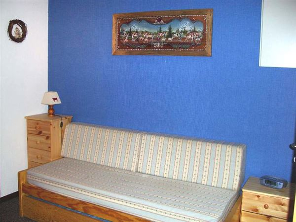 Lägenhet för upp till 3 personer med 1 rum på Solaires - Val d'Isere
