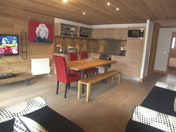 Leilighet for opp til 6 personer med 3 rom på Telemark - Val d'Isere