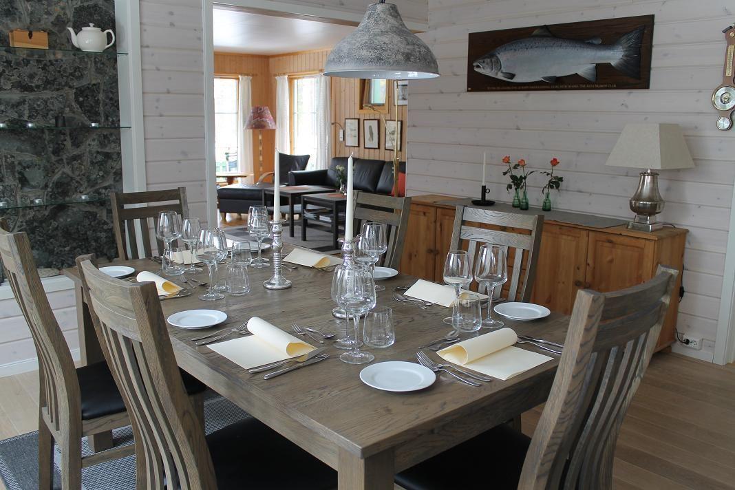 Trasti & Trine Stengelsen Lodge