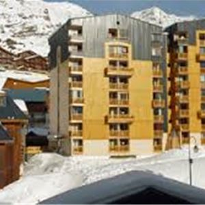 CIMES DE CARON 2305 / APARTMENT 2 ROOMS CABIN 8 PERSONS - 2 BRONZE SNOWFLAKES - CI