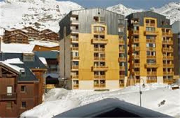 CIMES DE CARON 2305 / APPARTEMENT 2 PIECES CABINE 8 PERSONNES - 2 FLOCONS BRONZE - CI