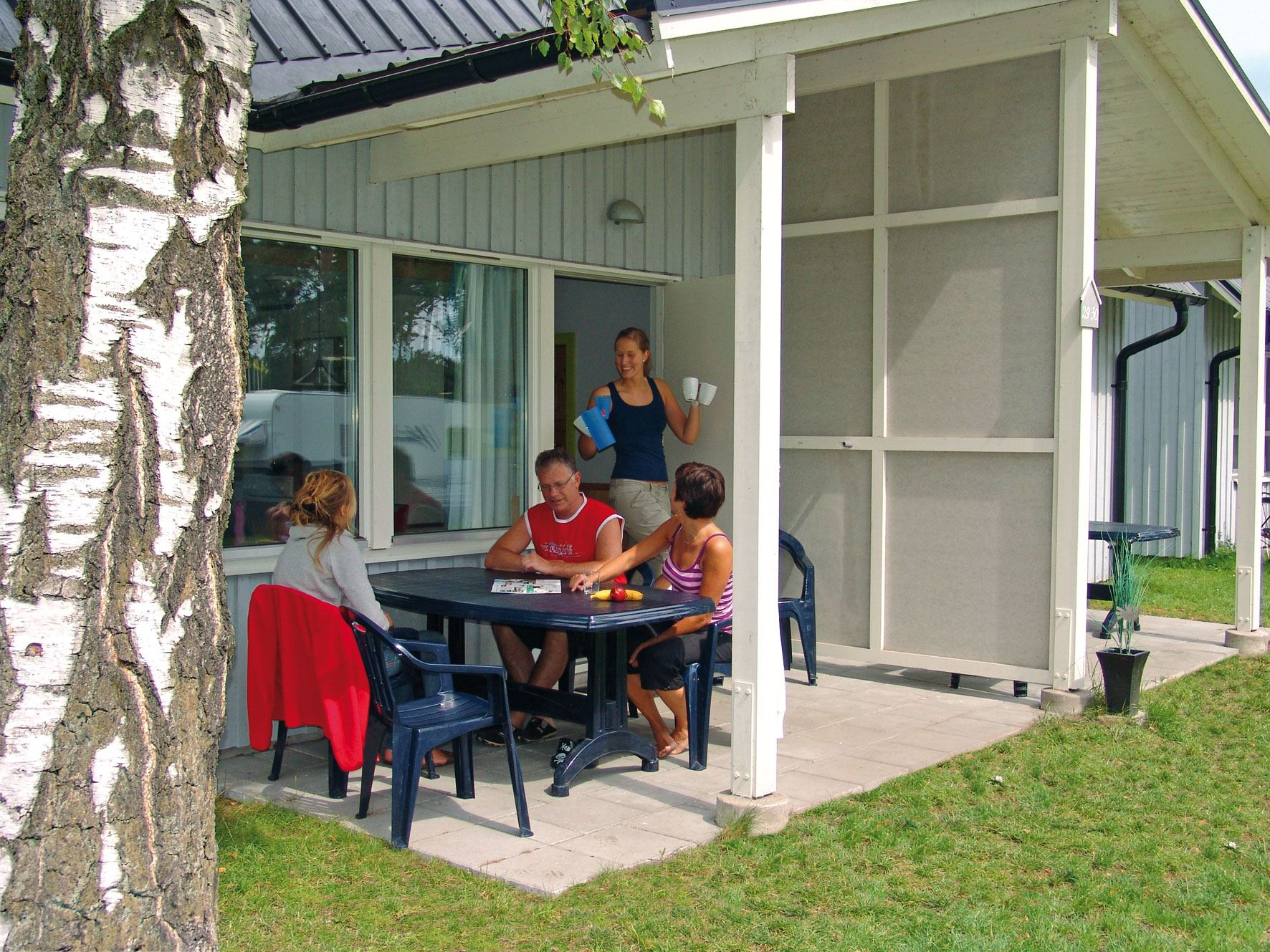 Ystad Camping/Cottages