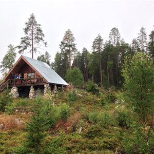Berit Österlund, Die Kate Österlundstorpet