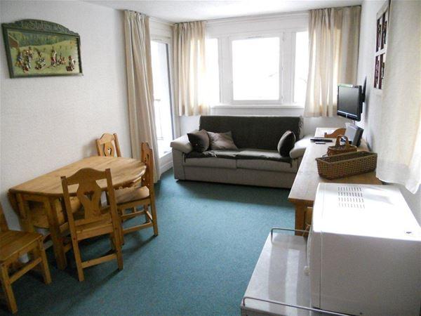 Lägenhet för upp till 6 personer med 2 rum på Val d'Isère Village - Val d'Isère
