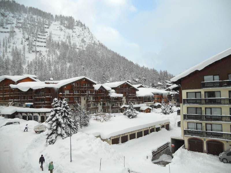 Leilighet for opp til 4 personer med 2 rom på Verdets - Val d'Isère