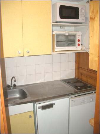 Lägenhet för upp till 3 personer med 1 rum på Verdets - Val d'Isère