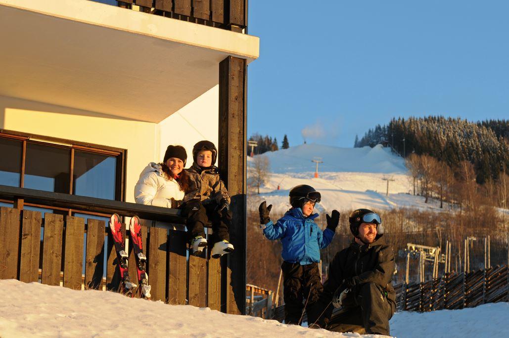 Esben Haakenstad,  © Hafjell Resort, Mid Term holiday in Norway