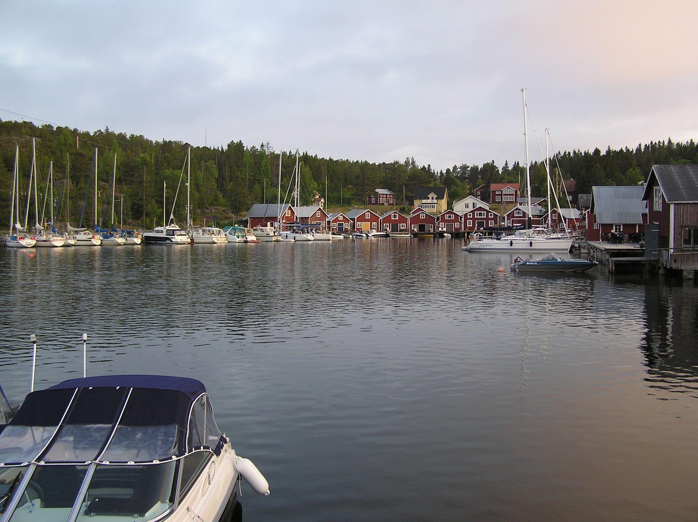 © Kramfors kommun, Bönhamn