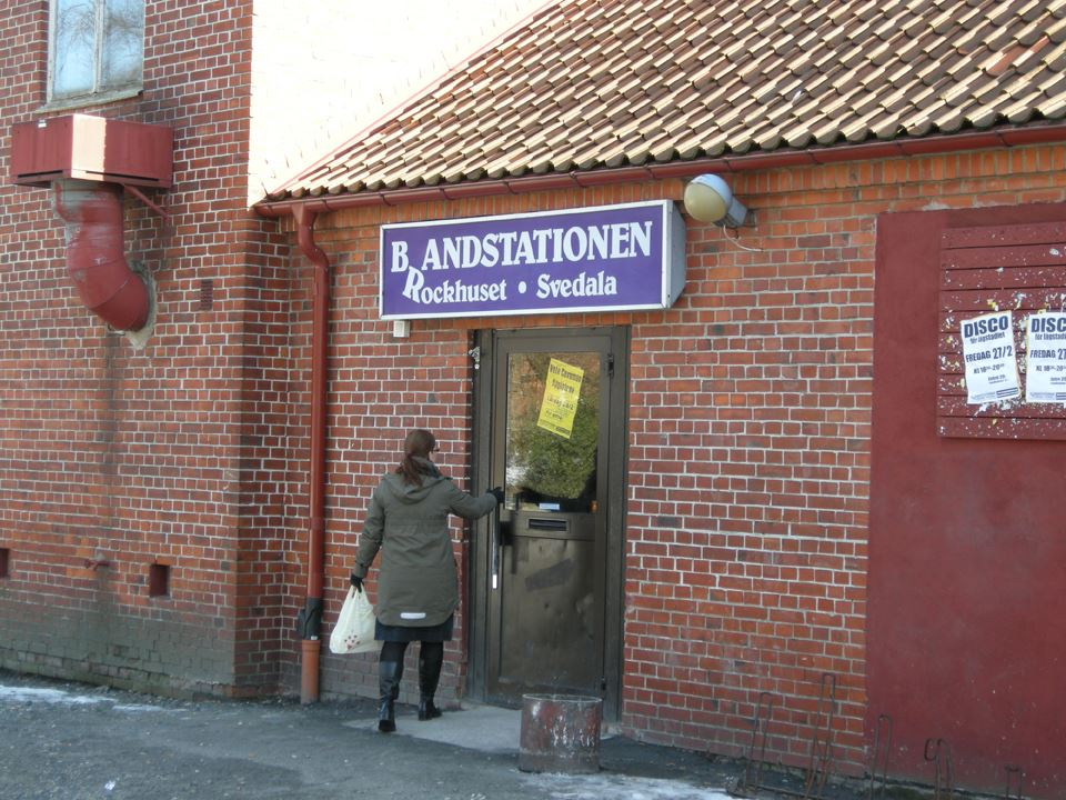 Katarina Nilsson, G:a Brandstationen