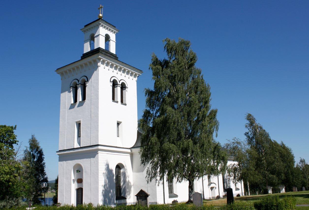 © Kramfors kommun, Gudmundrå kyrka