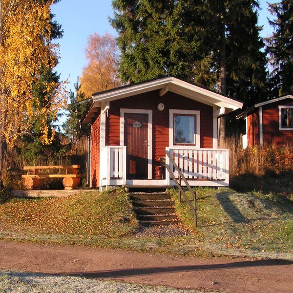 Munkebergs Camping, Stugor i Filipstad SVIF