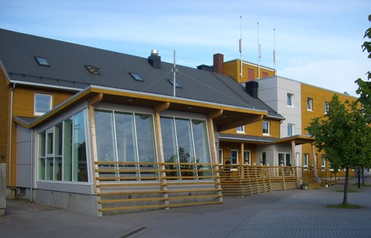 """""""Kysthotelet"""" in Rørvik"""