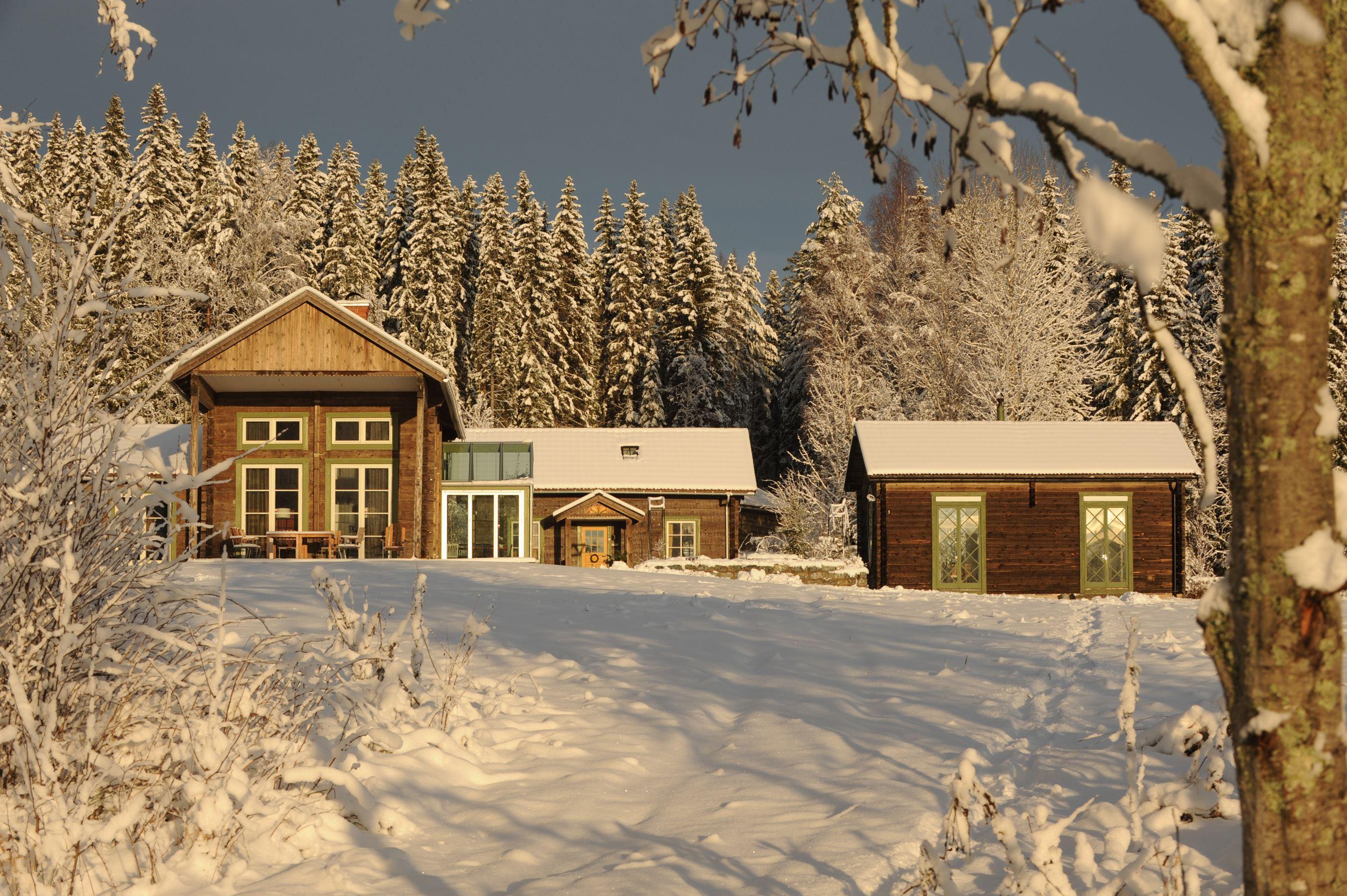 Leif Öster,  © Södra Dalarna Turism, Dalagård