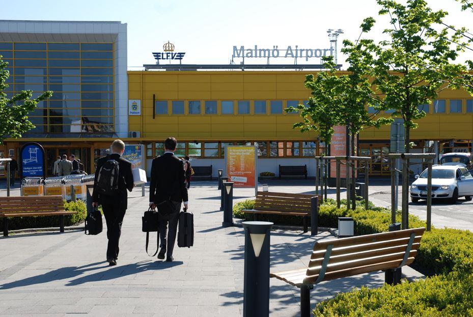 Katarina Nilsson, Malmö Airport