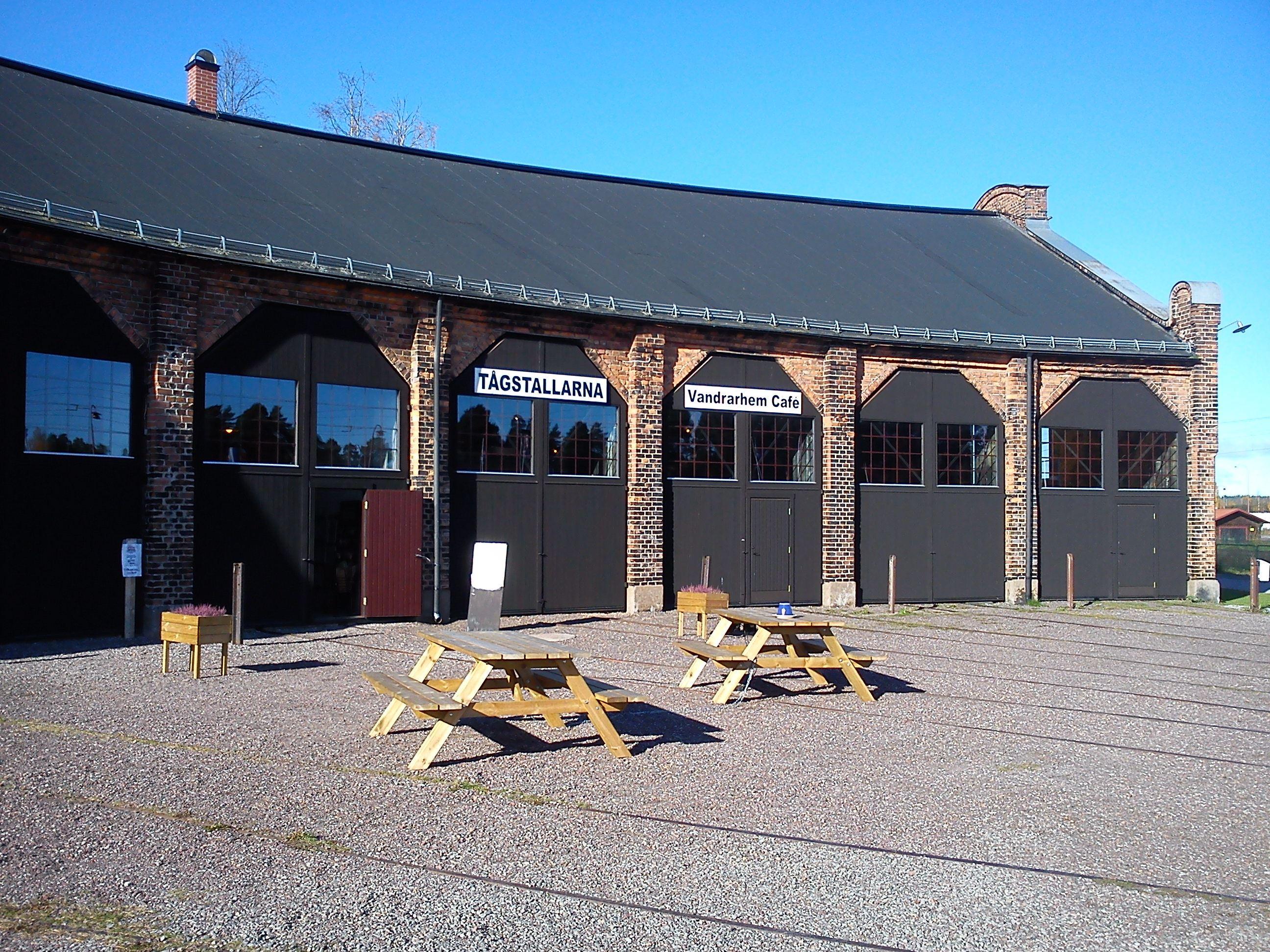Uppställningsplats för Husbil/Husvagn i Rättvik.