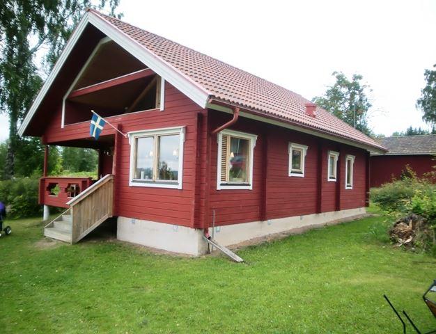 L627 Östanhol, 14 km N Leksand
