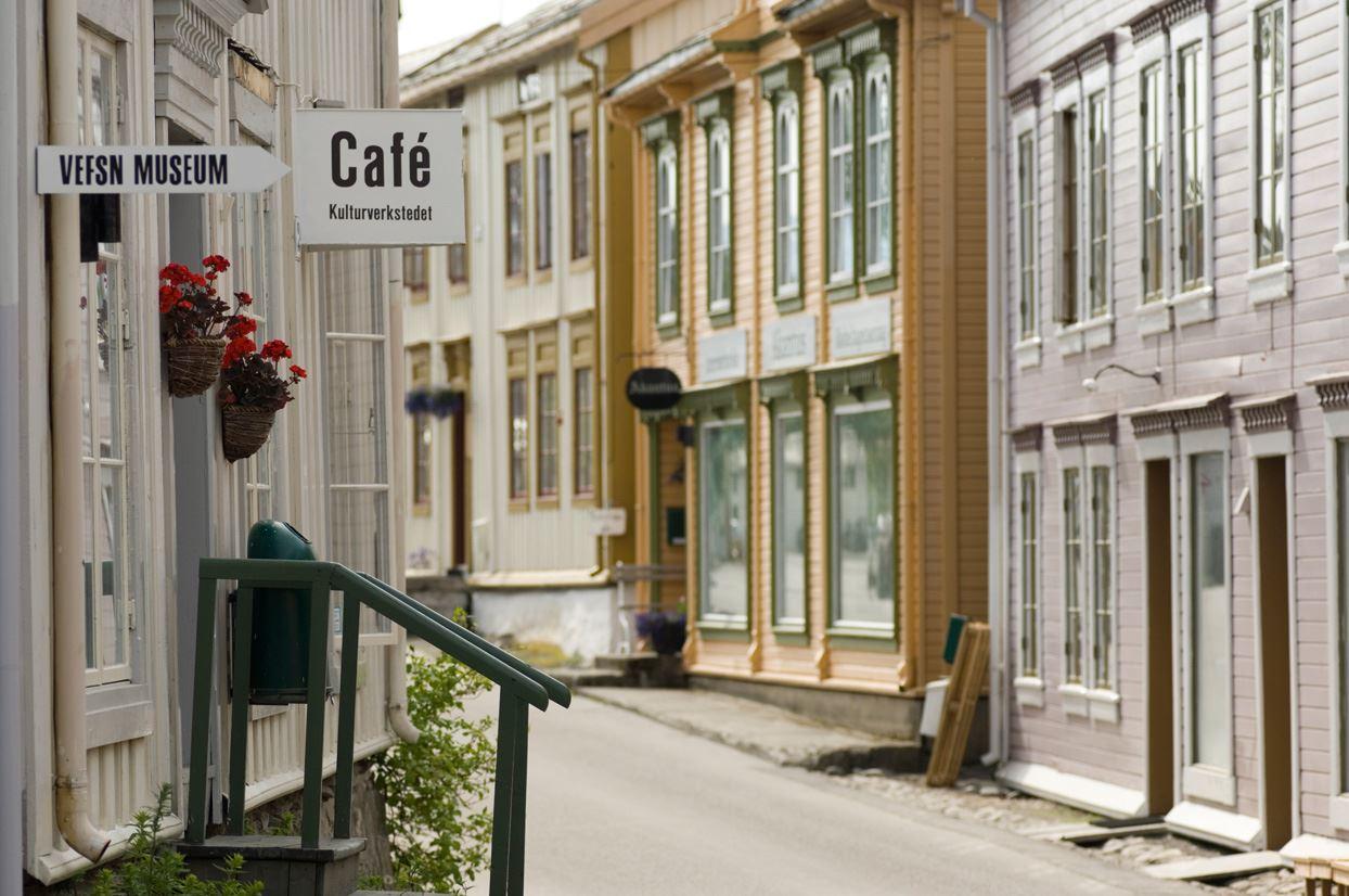 Terje Rakke Nordic Life HR,  © Helgeland Reiseliv, Kulturverkstedet