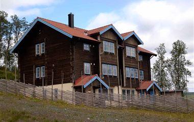 Ramundberget Fjällängen