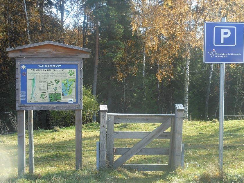 Naturreservat längs ån Viskan