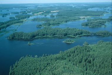 Nature reserve Långö