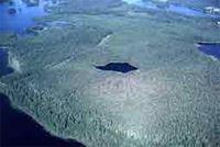 Nature reserve Toftåsa Myr
