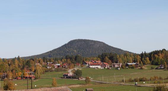 Maria Owén, Järvsö Klack - utsiktplats