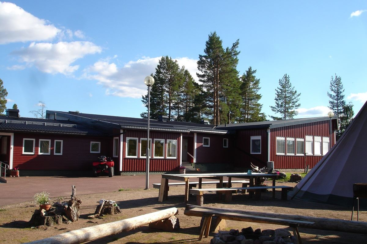 Schweden Aktiv B&B Vildmarkscamp