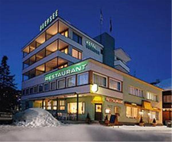 Hotel Obersee - Arosa